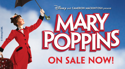 Auckland Welcomes Mary Poppins!