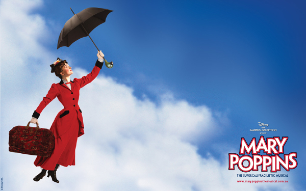 Mary Poppins – The Civic Theatre Auckland – Review