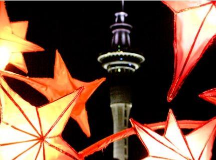Auckland lantern 2
