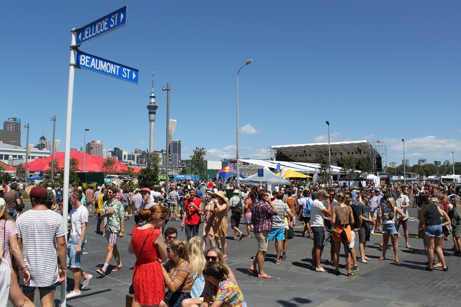 Latest News from Laneway Festival
