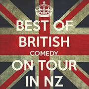 Win tickets to the NZ International Comedy Festival