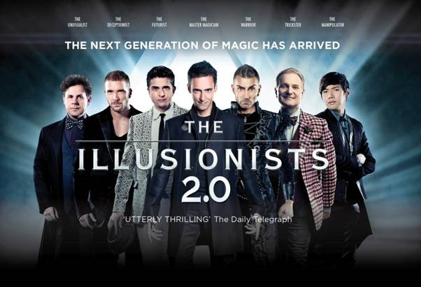 ILLUSIONISTS 2.0