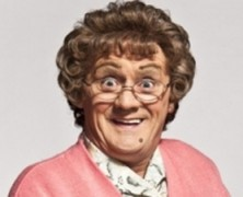 Mrs Brown is coming the NZ!