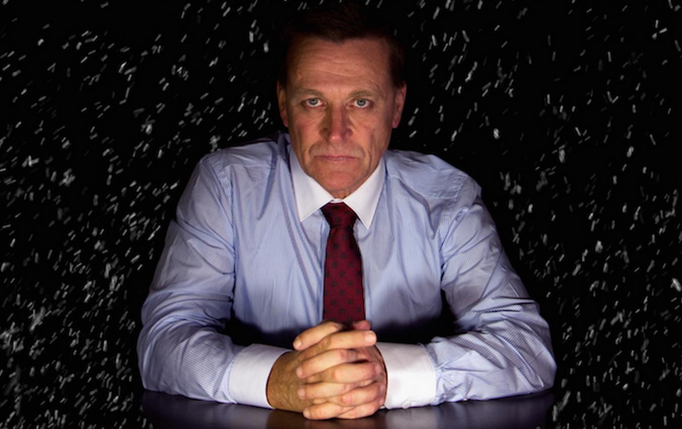 Michael Hurst in An Unseasonable Fall of Snow