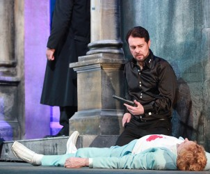 Mark Stone as Don Giovanni