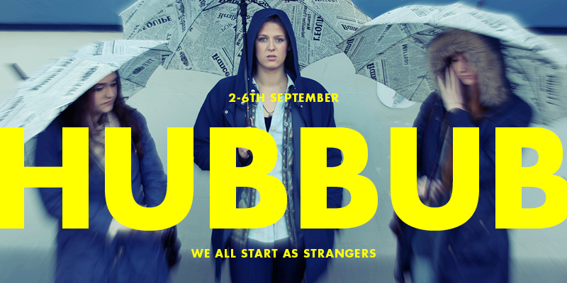 Hubbub poster