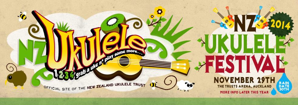 NZ Ukulele Festival 2014
