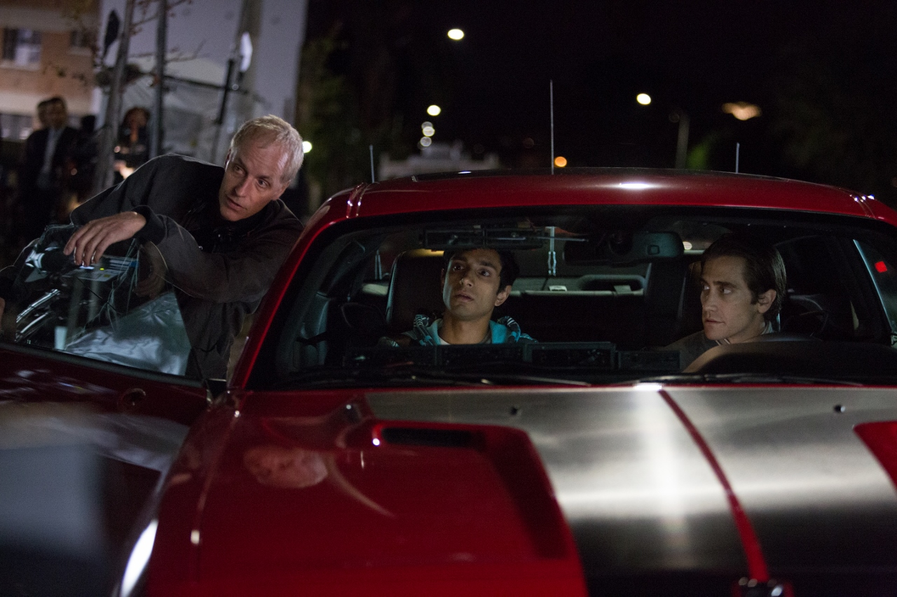 Dan Gilroy directs Nightcrawler