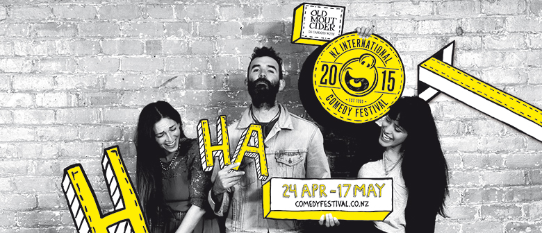 2015 NZ International Comedy Festival