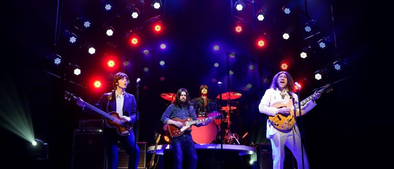 Let it be Abbey Road