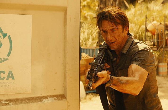 The Gunman Sean Penn