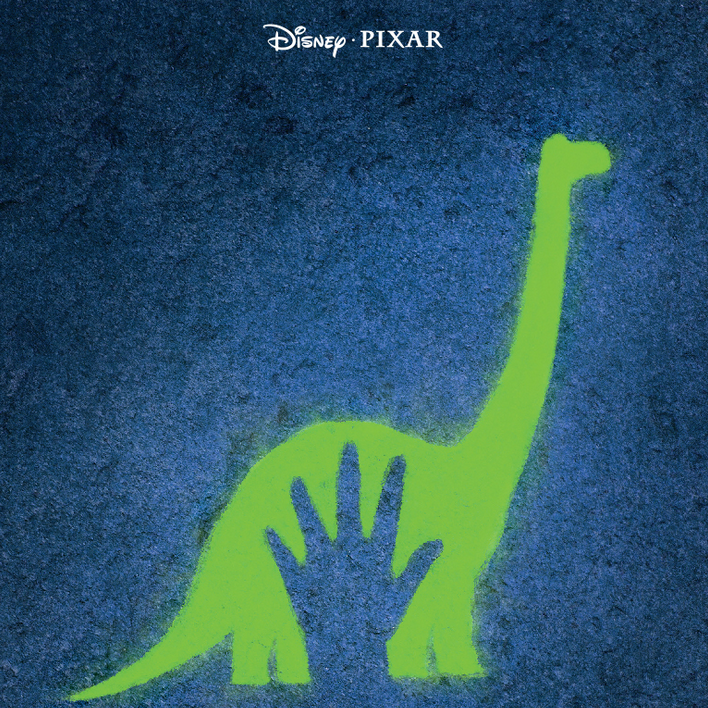 THE GOOD DINOSAUR.