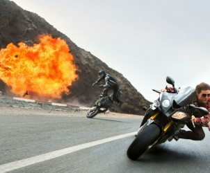Rogue Nation Tom Cruise