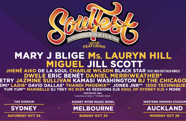 Soulfest Auckland
