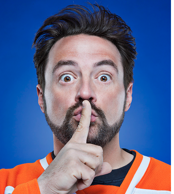 Kevin Smith in Auckland