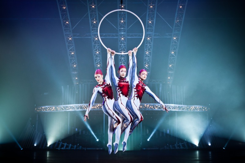CIRQUE DU SOLEIL RETURNS QUIDAM new Zealand