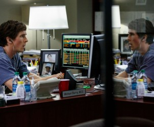 The big short Christian Bale