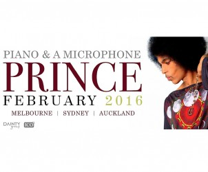 Prince in New Zealand