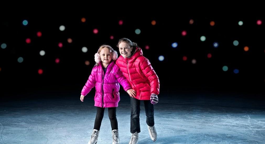 ice rink aotea square