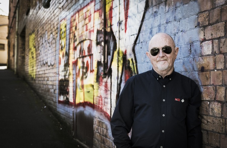 Dave Dobbyn announces Slice Of Heaven - 40 Years Of Hits Tour