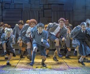 Matilda The Musical Auckland