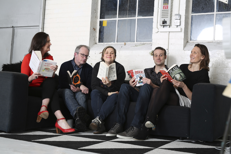 UK Cast Cosmic Shambles Live review