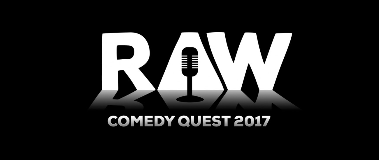 Raw Comedy Quest 2017 review