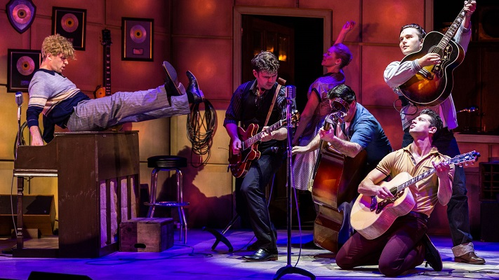 Million Dollar Quartet auckland