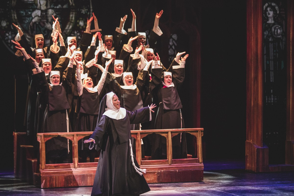 Sister Act Musical Auckland review