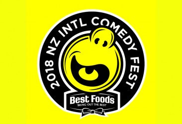 2018 NZ International Comedy Festival with Best Foods Mayo