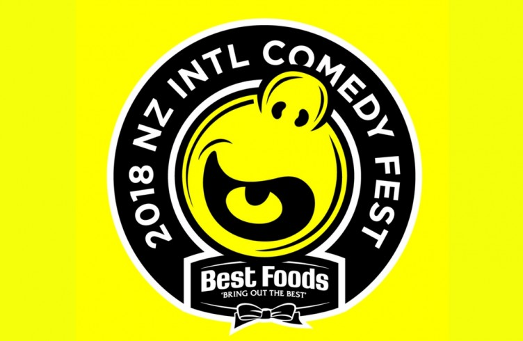 2018 NZ International Comedy Festival with Best Foods Mayo