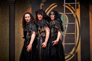 macbeth witches auckland