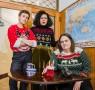 Basement Christmas Work Do review