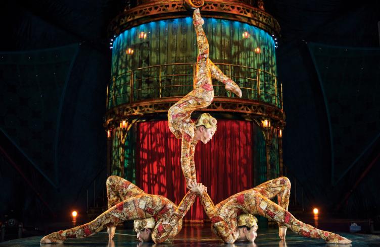 Kooza NZ Cirque du soleil