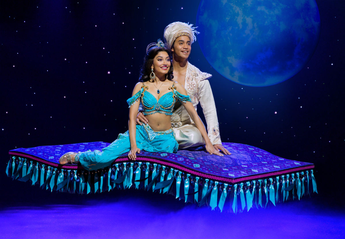 Aladdin NZ review