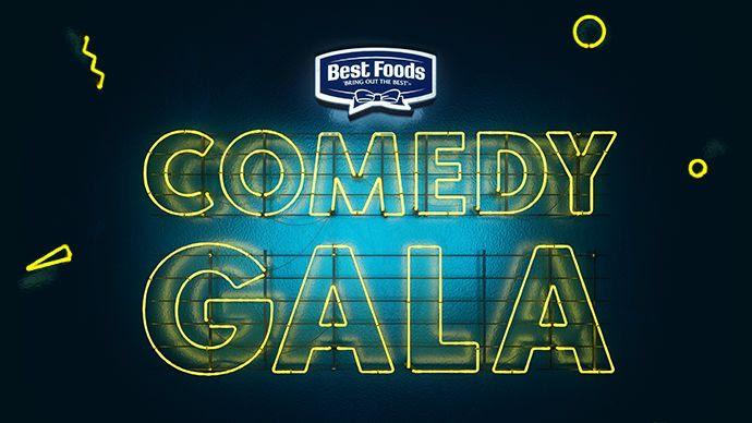 Best Foods Comedy Gala 2019