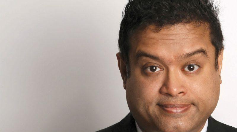 Paul Sinha 2019