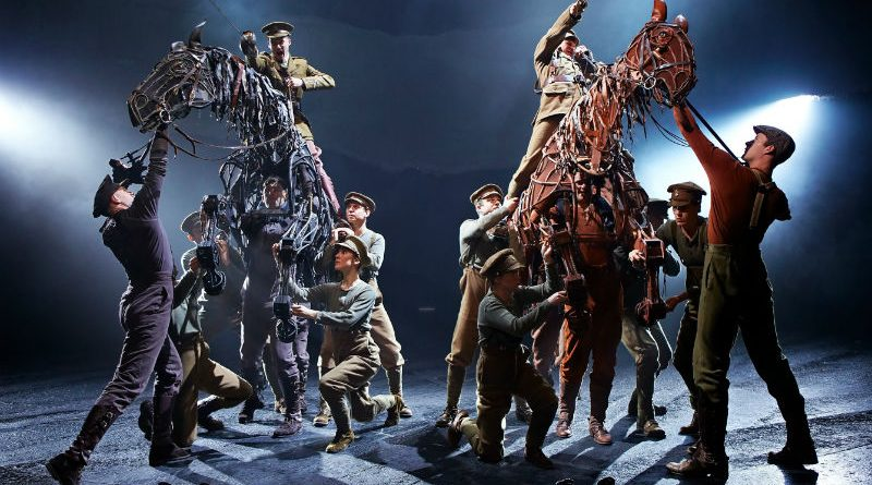 War Horse at the New London Theatre Photo by Brinkhoff Mögenburg