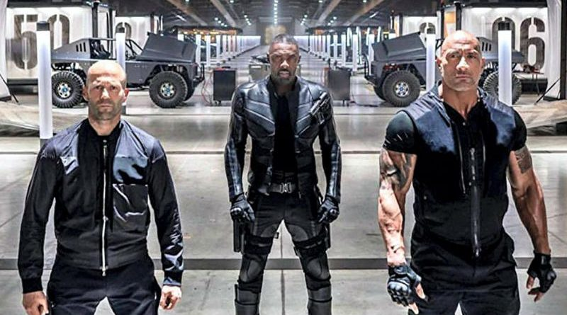 Fast and Furious - hobbs and shaw review
