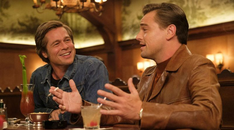 Once upon a time in Hollywood review