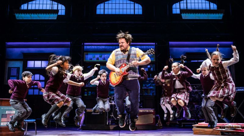 School of rock review auckland