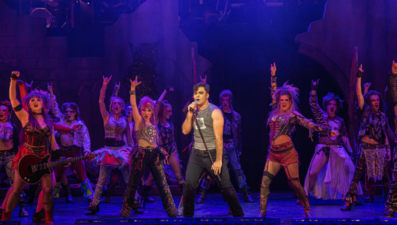 we will rock you auckland review