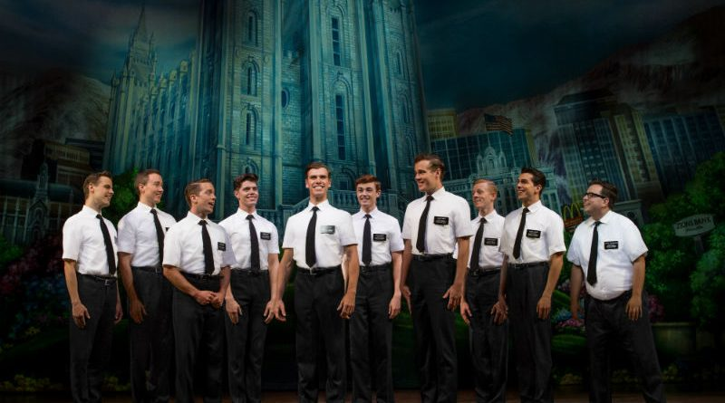 the book of mormon auckland
