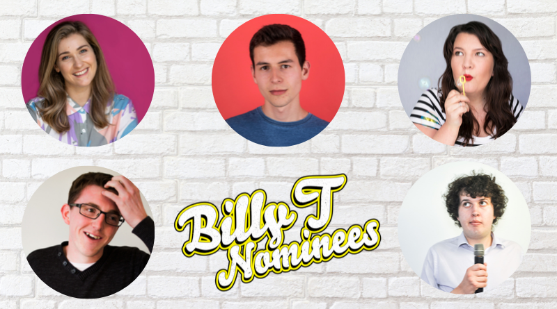 Billy T Nominees 2020