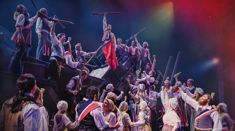 Les Misérables - auckland review