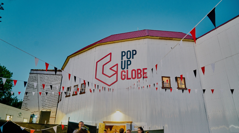 pop-up globe much ado about nothing review