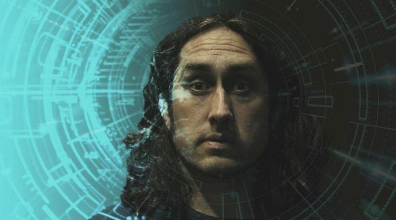 Ross Noble HUMOURNOID